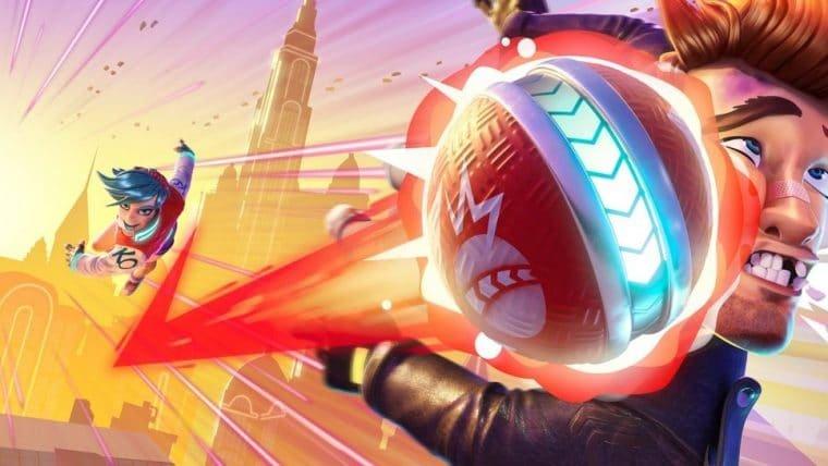PS Plus de novembro terá Knockout City, First Class Trouble e mais quatro jogos