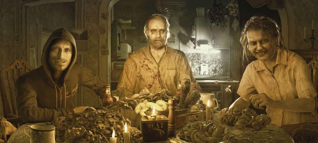 Resident Evil 7 ultrapassa marca de 10 milhões de cópias vendidas