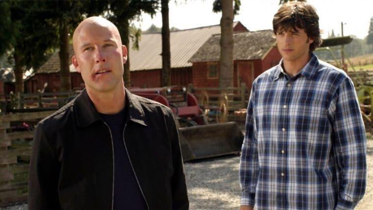 Tom Welling e Michael Rosenbaum falam sobre a continuação de Smallville em animação