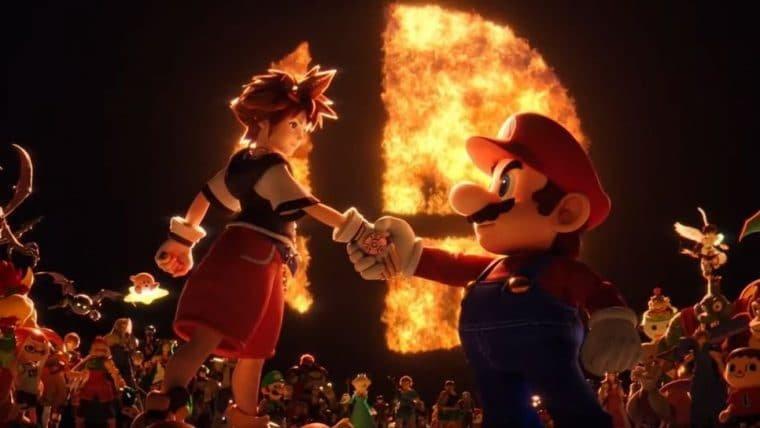 Revelação de Sora em Super Smash Bros. Ultimate é a chave para os memes