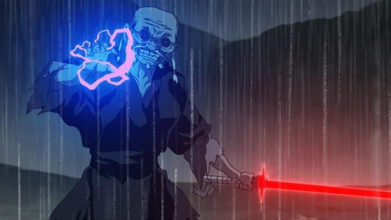Dark Horse anuncia lançamento de artbook do anime Star Wars: Visions