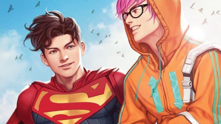 DC vai reimprimir todos os números da HQ do novo Superman nos EUA