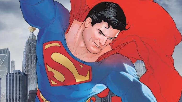 DC confirma novo slogan para o Superman: