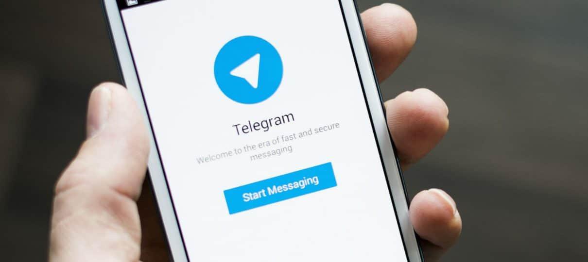 Telegram ganhou 70 milhões de usuários durante a queda dos serviços do Facebook