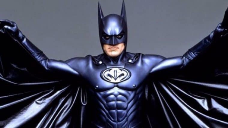 """George Clooney diz que não foi chamado para The Flash porque """"destruiu"""" o Batman"""