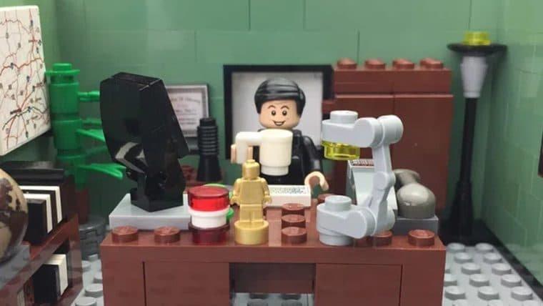 LEGO confirma produção de set inspirado em The Office