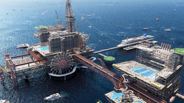 Arábia Saudita vai transformar refinaria de petróleo em parque de diversões temático