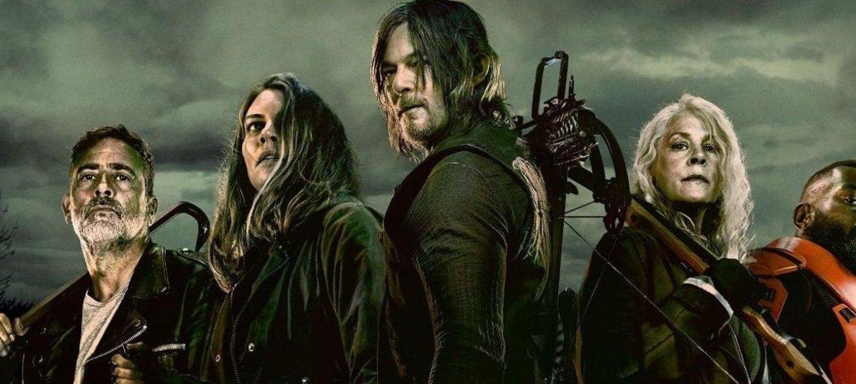 AMC dá sinal verde para nova série derivada de The Walking Dead