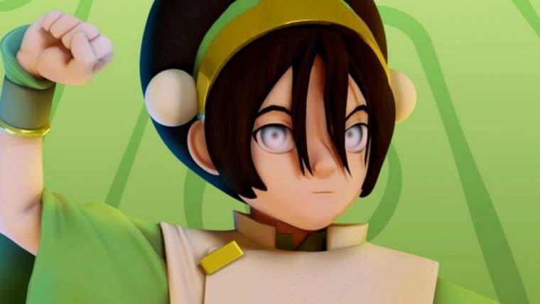 Toph, de Avatar: A Lenda de Aang, é confirmada em Nickelodeon All-Star Brawl