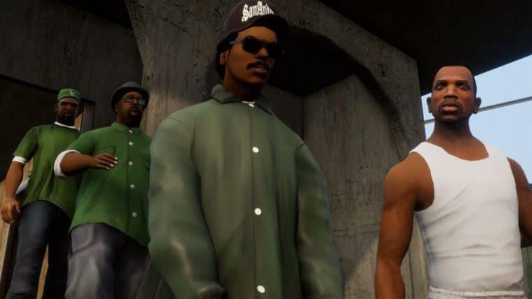 Trilogia remasterizada de GTA custará R$ 300 nos consoles e R$ 320 no PC