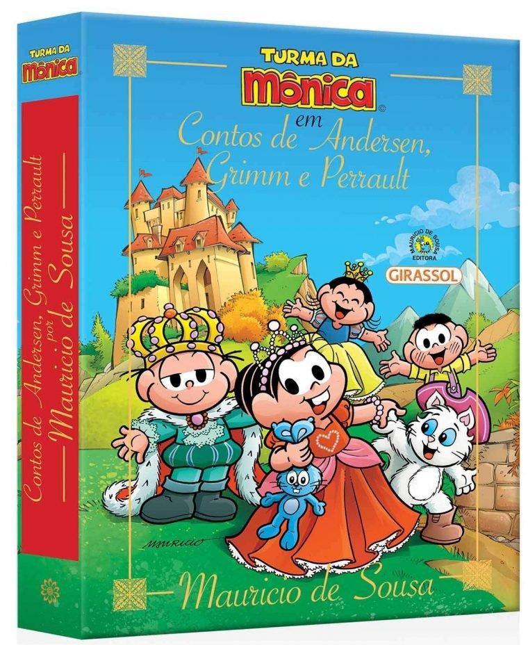 Turma da Mônica - contos é um dos clássicos infantis em diferentes faixas etárias do NerdBunker