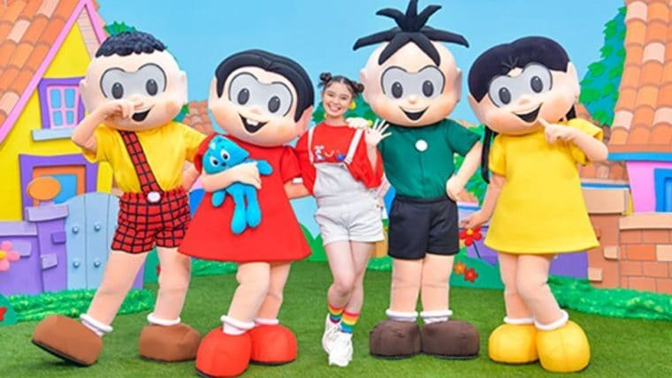 Turma da Mônica ganha série na TV Japonesa e a abertura é uma viagem nostálgica
