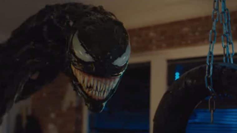 Venom: Tempo de Carnificina: Eddie Brock e Venom discutem a relação em cena exclusiva