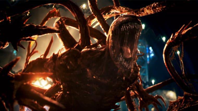 Visual do Carnificina em Venom 2 foi inspirado por HQs, escorpiões e plantas