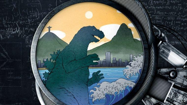 O que os kaijus podem ensinar sobre tsunamis no Brasil