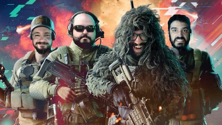 Battlefield 2042 - Esquadrão Noob ACELERA!