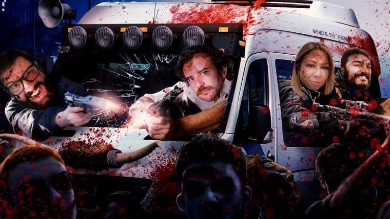 Back 4 Blood - Todo Noob Quase Morto