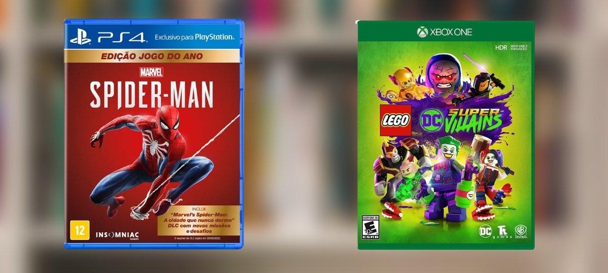 Especial dia das crianças: produtos gamers de até R$ 150 para você aproveitar