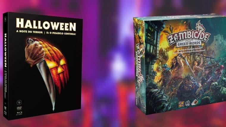10 produtos para você celebrar o Halloween