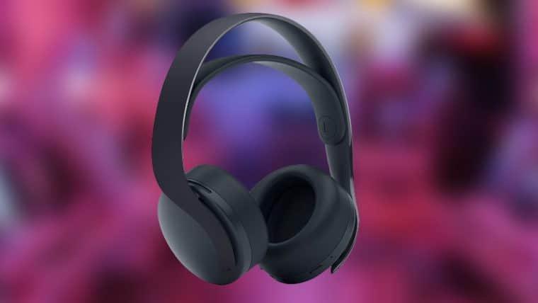 Headset Pulse 3D na cor Midnight Black entra em pré-venda