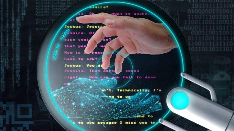 Inteligência Artificial e o Chatbot do Além