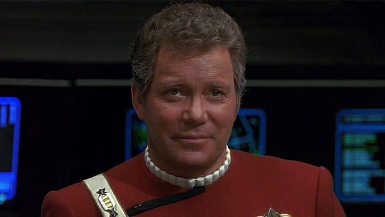 William Shatner, de Star Trek, vai ao espaço em foguete da Blue Origin em outubro