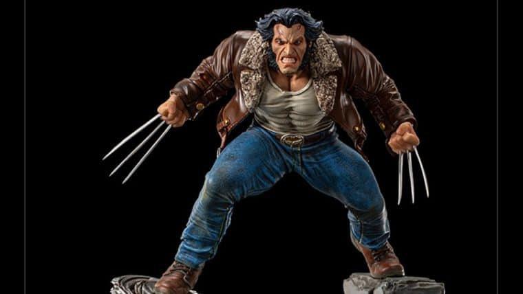 Wolverine ganha estátua em edição limitada pela Iron Studios