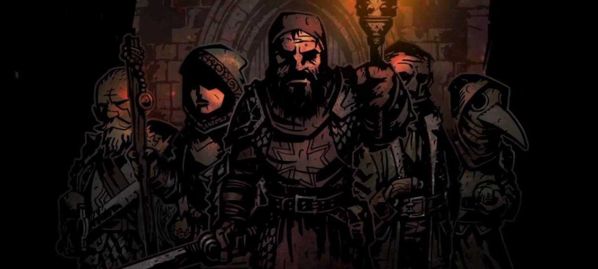 Horrores rastejantes habitam o novo trailer de Darkest Dungeon