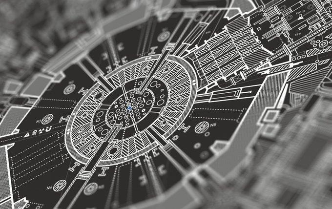 Você também pode ter o projeto da Estrela da Morte