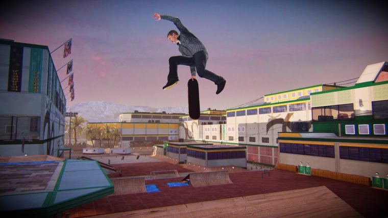 Novo trailer de Tony Hawk Pro Skater 5