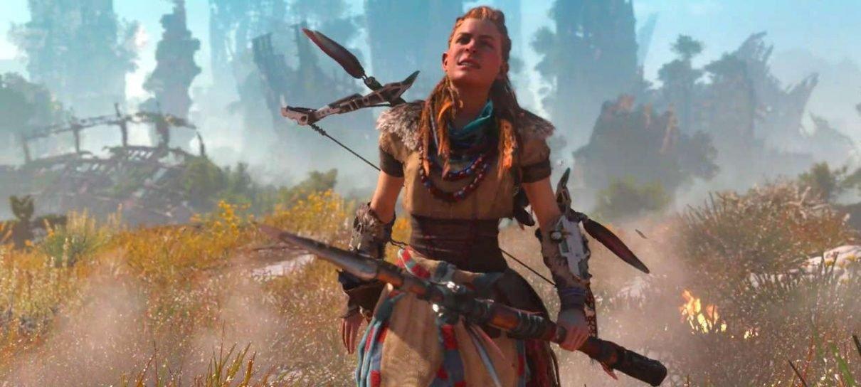 Sony lista 20 exclusivos de PS4 para 2016, incluindo The Last Guardian e Horizon