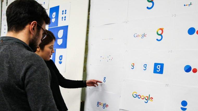 Logo do Google acaba passar pela maior alteração em 16 anos