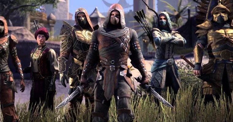 Trailer do DLC de The Elder Scrolls Online é furtivo