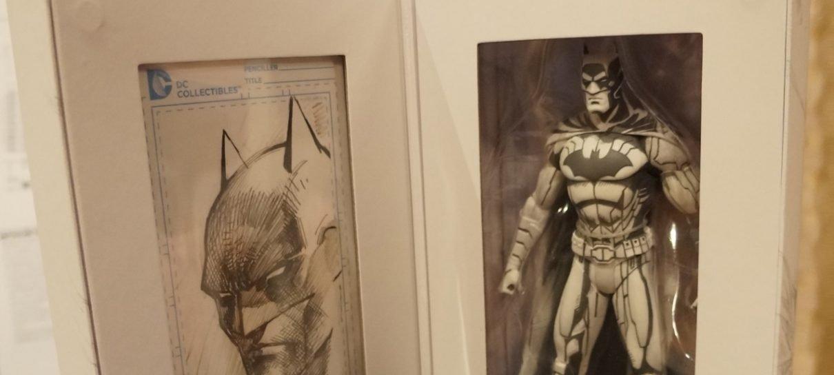 [SDCC] Batman de Jim Lee é exclusivo da Comic-Con
