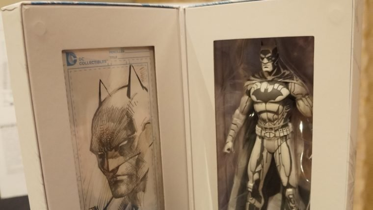 [SDCC] Batman de Jim Lee é exclusivo da Comic-Con