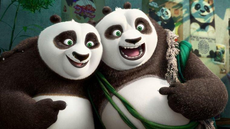 Teaser de Kung Fu Panda 3 faz referência a Star Wars