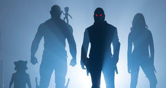 Groot ainda é um brotinho na primeira imagem de Guardiões da Galáxia Vol. 2