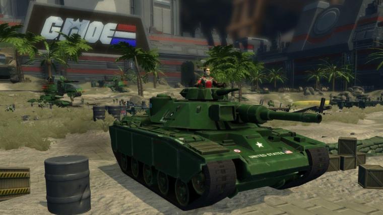 [SDCC] G.I. JOE voltando em HQ e game