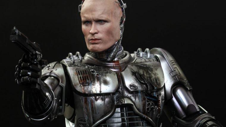 O Robocop assustadoramente real da Hot Toys
