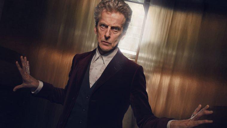 Doutor está pronto para cumprir uma ameaça em Doctor Who