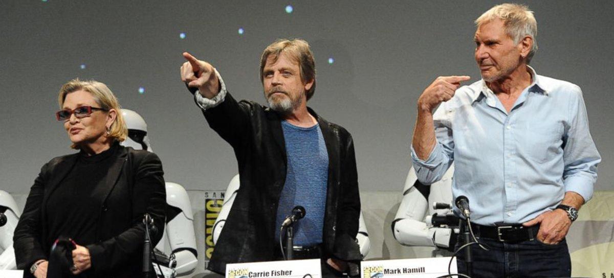 [SDCC] Assista ao painel completo de Star Wars sem enfrentar a fila do Hall H