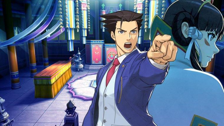 Veja as primeiras imagens de Ace Attorney 6