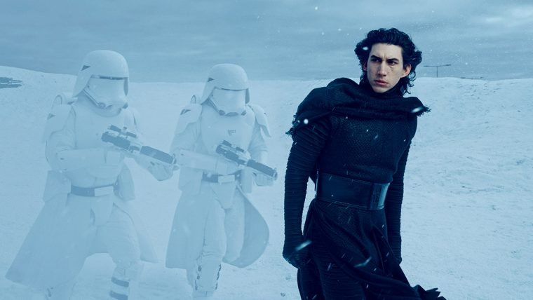 Adam Driver fala sobre Star Wars Episódio VIII