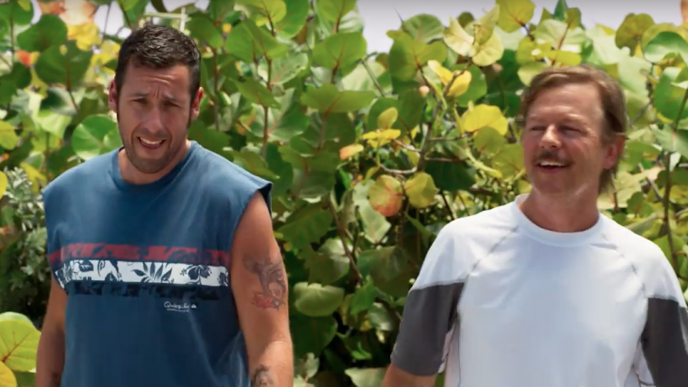 Adam Sandler está de volta no teaser de The Do-Over