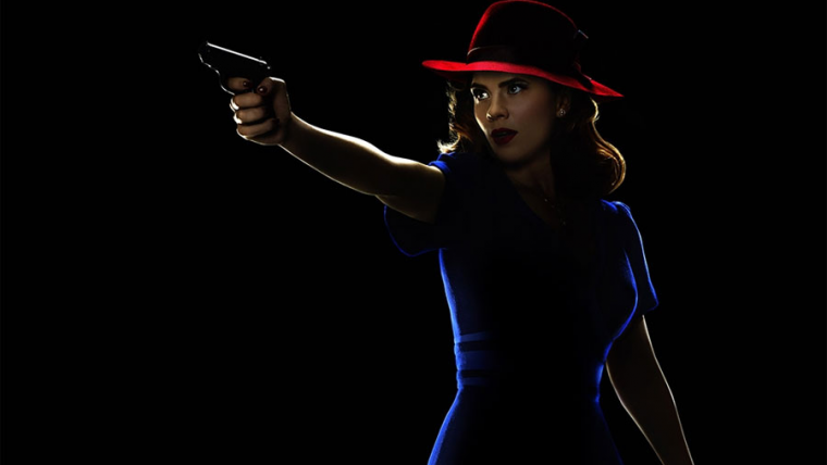Novo poster de Agent Carter é divulgado