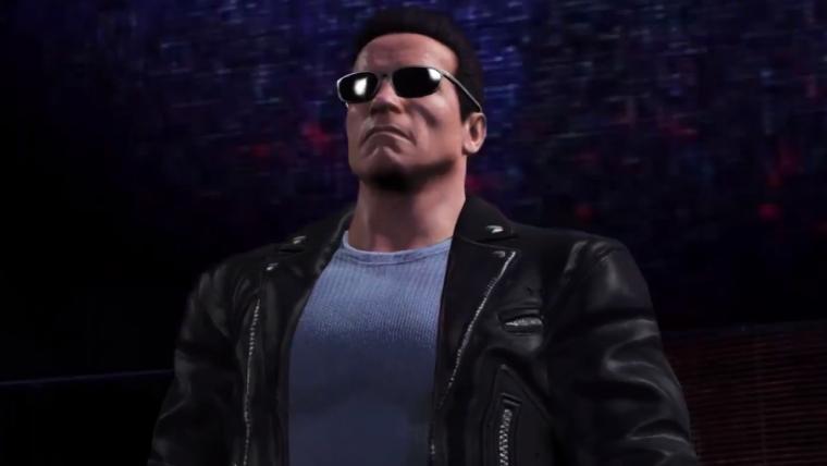Novo trailer de WWE 2K16 mostra o Exterminador do Futuro no jogo