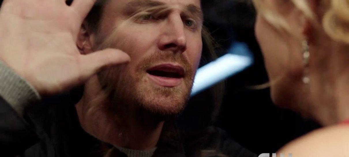 Trailer de Arrow mostra cenas do último episódio do ano