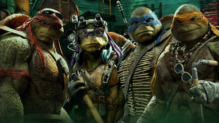 As Tartarugas Ninja fogem das sombras em novo trailer