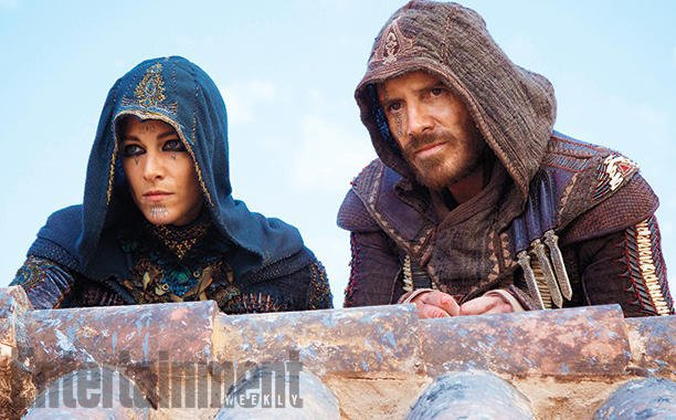 Nova foto mostra Michael Fassbender no filme de Assassin's Creed