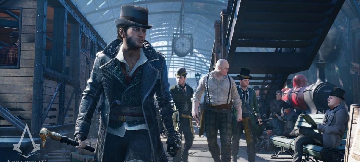 Faça um tour de Londres no novo trailer de Assassin's Creed Syndicate
